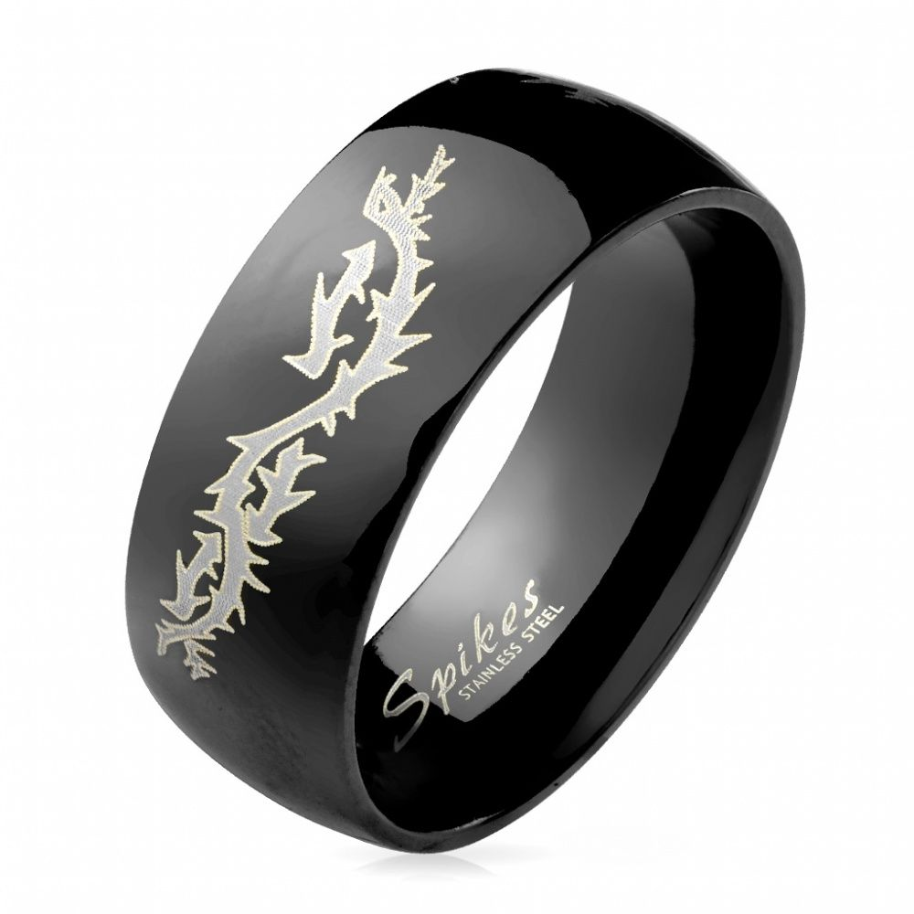 Кольцо со знаком летающего дракона