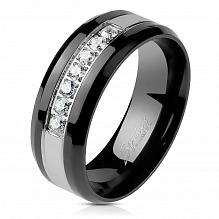Купить стальные кольца Spikes для мужчин и женщин в Москве по лучшей ... 6e9beec788d