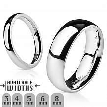 d2bafc319b17a0 Изображение кольцо стальное традиционное узкое spikes KL-001085, KL-000244